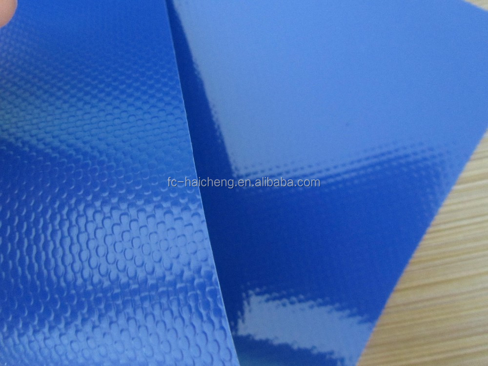 pvc coated/laminated polyester woven fabric,pvc tarpaulin cover