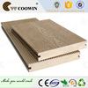 Wood natural feel wpc outdoor laminate crack-resistant flooring