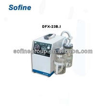 Medical Portable Vacuum Suction Device,High Vacuum High Flow Suction Unit
