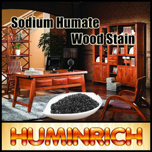 Huminrich Soluble Sodium Humate Products As Wood Stain Paint Wood