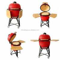 Commercial Outdoor BBQ Smoker Grill