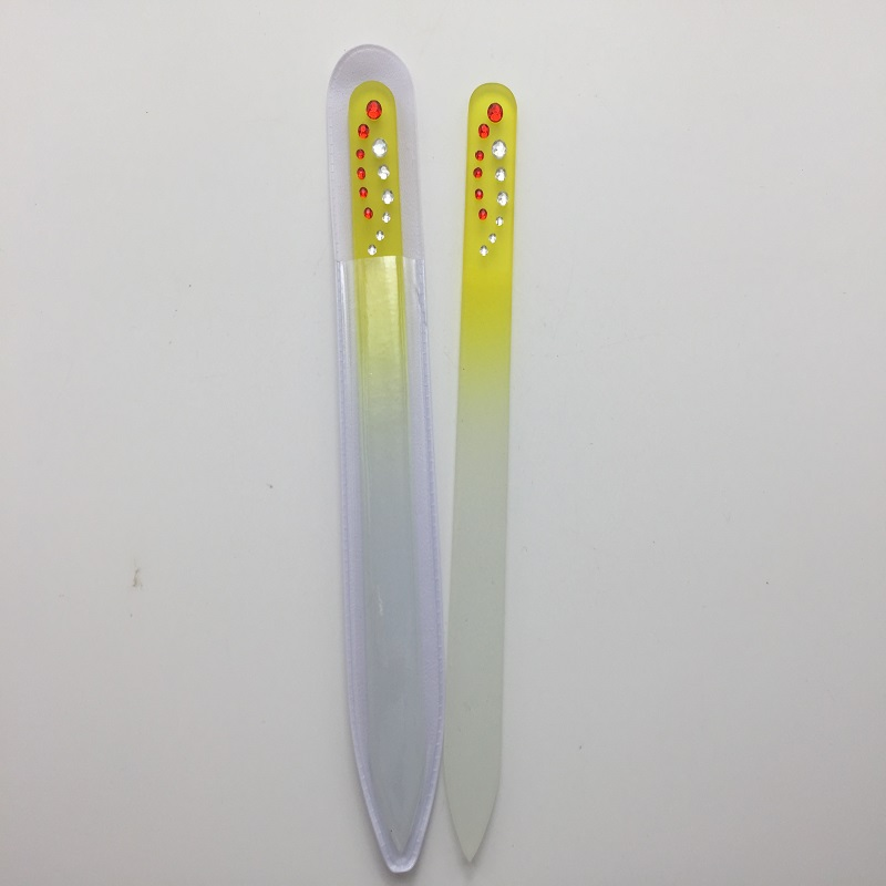 Etched Crystal Nail File, Etched Crystal Nail File Suppliers and ...