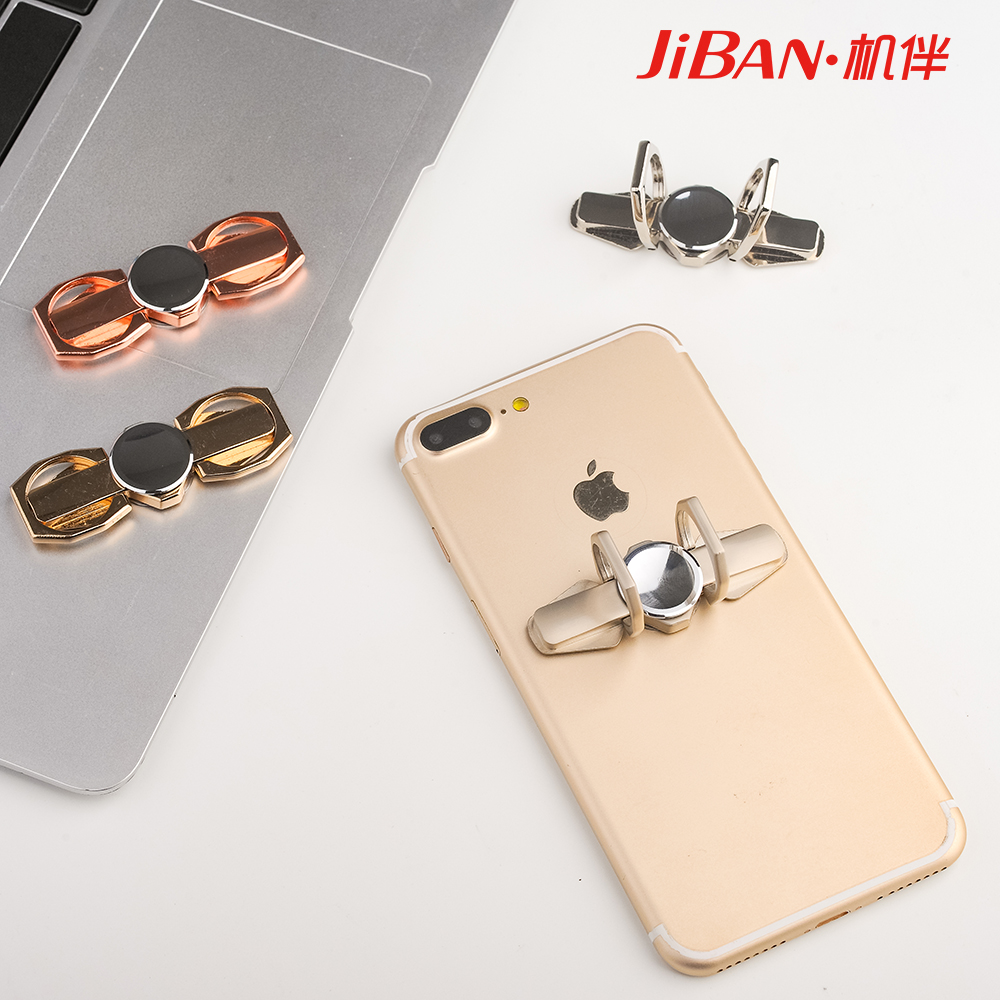 Patent and newest Multi-fonction mobile phone ring magnetic car cell phone holder