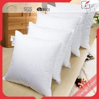 Wholesale feather down pillows, cotton pillow