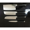 4pcs damascus kitchen knife set