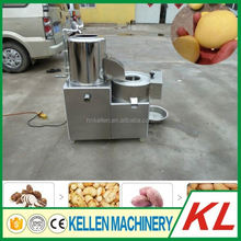 2017 High efficiency and good quality price of potato peeling machine