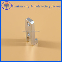 Custom made cnc milling precision minum awning parts