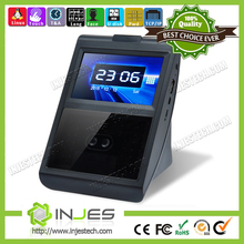 Economical Price Free Software Punch RFID Card Face Recognition Time Clock