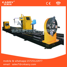 High quality ppipe cutting and beveling machine//pipe profile plasma cutting cnc// rectangular tybe cicular cutting equipment