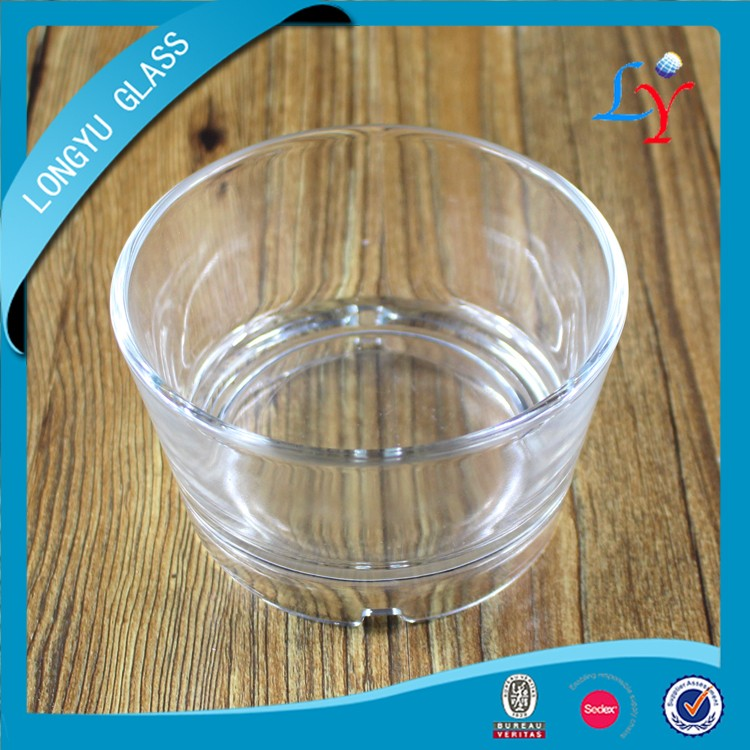 heat resistant glass bowl smoking new design smoking glass bowl