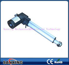 customized stroke linear actuator for bed lift/chair mechanism