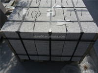 shandong cheap grey granite g341 garden curb stone