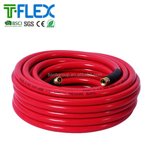 Factory lowest price flexible 100% nylon truck air brake coil hoses