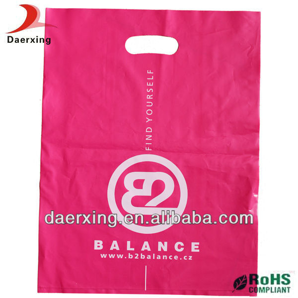 china supplier custom photo print plastic bags