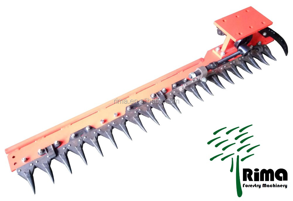 Tractor Or Excavator Mounted Hedge Trimmer Cutter Buy