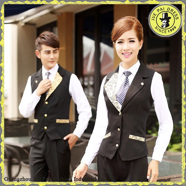 Restaurant Server Uniforms, Hotel Uniforms, Bar Uniforms
