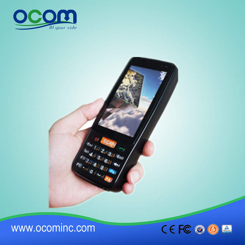 OCBS-D4000 Android 5.1 Based WIFI Industrial Logistic PDA