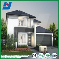 Real Estate Customized Prefab Modular Houses