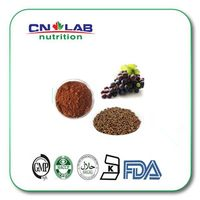 Cold pressed organic grape seed extract
