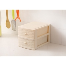 The high quality pp storage box plastic chest of drawer