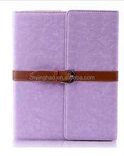 Magnetic Leather Case For iPad 4 4th 3/2