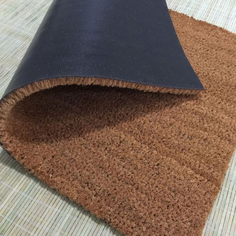 Natural Outdoor Coir Doormats Plain