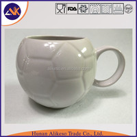 Top quality and special shape elegant cheap stoneware ceramic coffee/tea/soup mug with handle