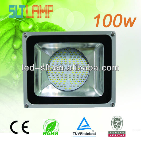 5 years warranty super low price waterproof 100 watt led flood light with top quality