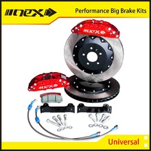 Performance Big Brake Kit 6 Pot Caliper 356mm Rotor for Ford Mondeo 09 up