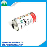 65mm metal aerosol cans