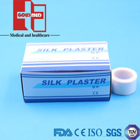 Sterile Surgical Sensitive Silk Tape For