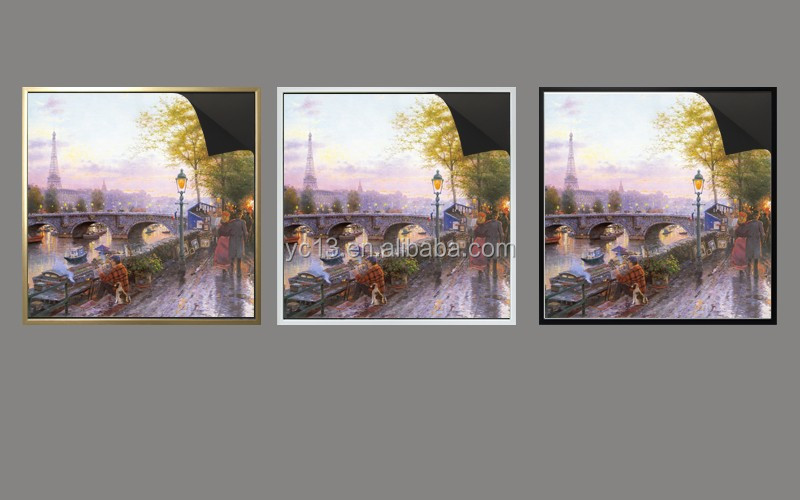 magnetic photo frame & print magnetic painting Thomas kindaides 1013-149 painting