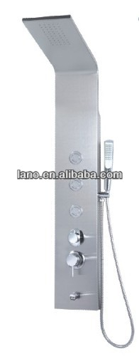 Thermostatic Shower Faucet / Stainless Steel Bathroom Shower LN-S937