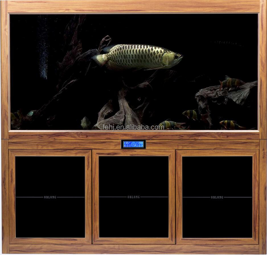 hot sale fish tank for arowana fish koi fish tropical fish