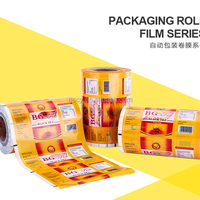 Transparent Lamination Foods Or Drinks Packing