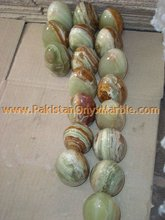 POLISHED ONYX STONE/ ONYX EGGS HANDICRAFTS