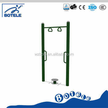 Outdoor fitness Equipment Twist Trainer, Gym fitness Rotary torso machine, Body strong fitness equipment Rotary torso Trainer