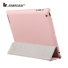 Jisoncase for ipad 4 case tablet cover flip leather case for ipad 4