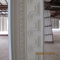 Foshan cheap gypsum cornice factory with 20 years' manufacturing experience