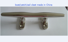stainless steel boat/yacht cleat