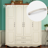 Luxury Bedroom Cabinet Pull Handle Stainless