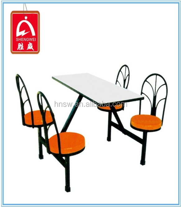 junior school students dining table and chair for sale