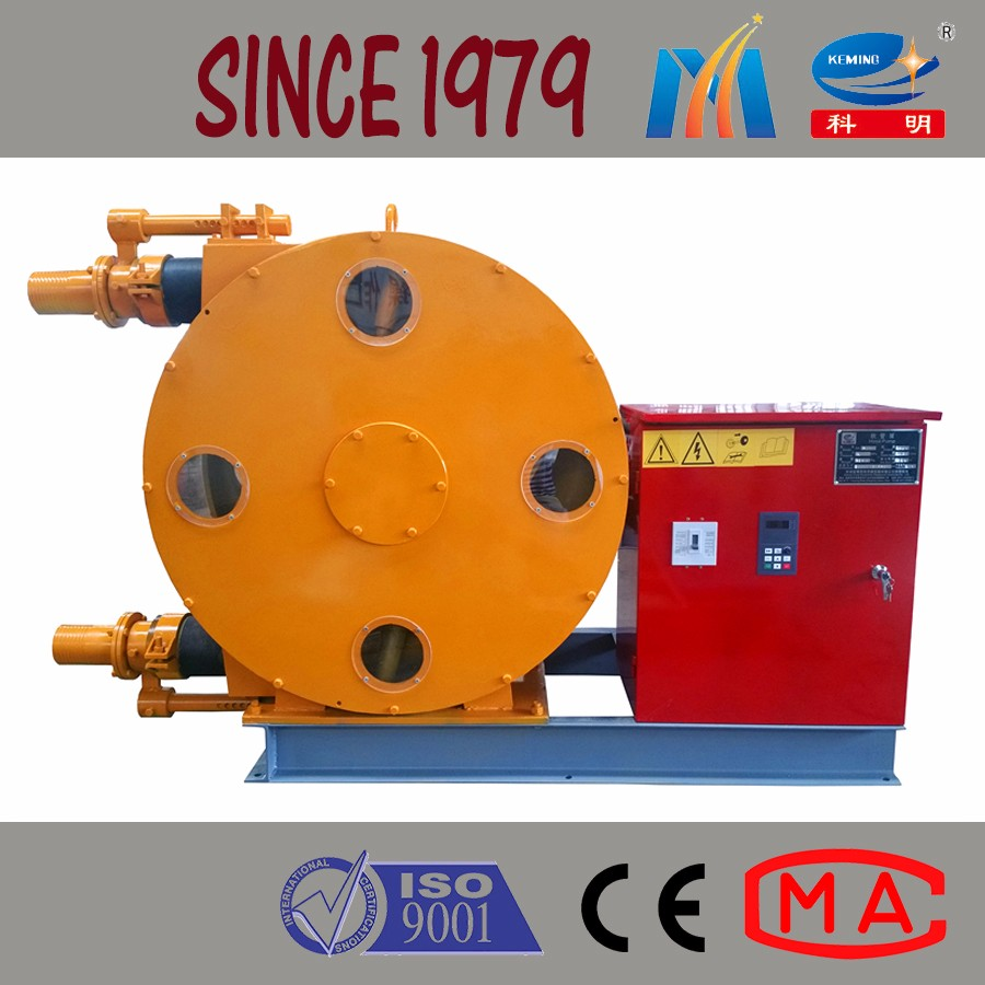 Lightweight Foam Concrete Pump Peristaltic Pump for Concrete