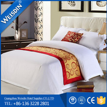Guangzhou 60yarn hot sale 300 tc cotton european bed linen