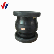 Flexible EPDM Rubber Bellow Joint without flange