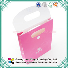 China supplier new design customized paper coated packing bag in bulk