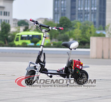 Cheap Price Hot Selling Disc Brake Petrol Motor Scooter 38CC