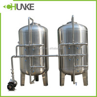 filter machinery/pre-treament parts/filter housing with price for river water purification