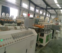 PVC WPC building board production line construction template machine