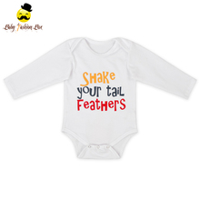 Letters Printed Plan White Cotton Kids Romper Boutique Organic Cotton Baby Rompers Wholesale Baby Clothes